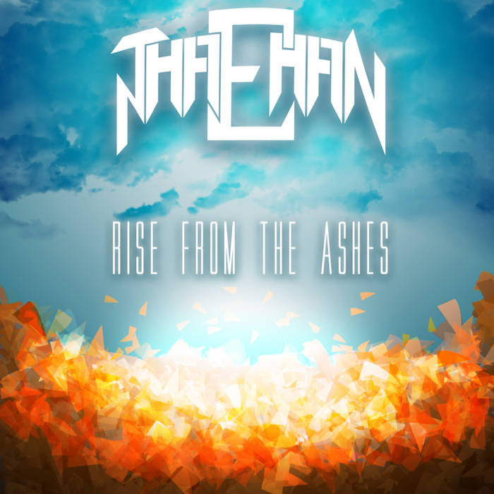 Rise From The Ashes cover art