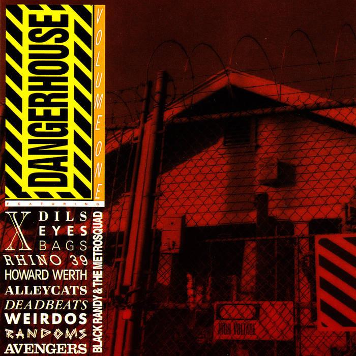 Dangerhouse Volume 1 cover art
