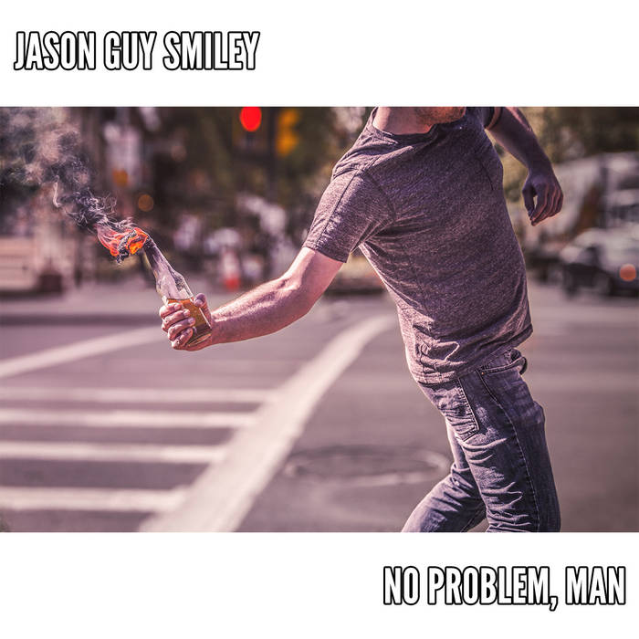 No Problem, Man cover art