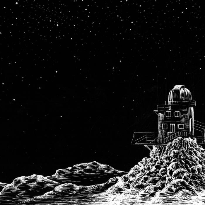 telescope cover art
