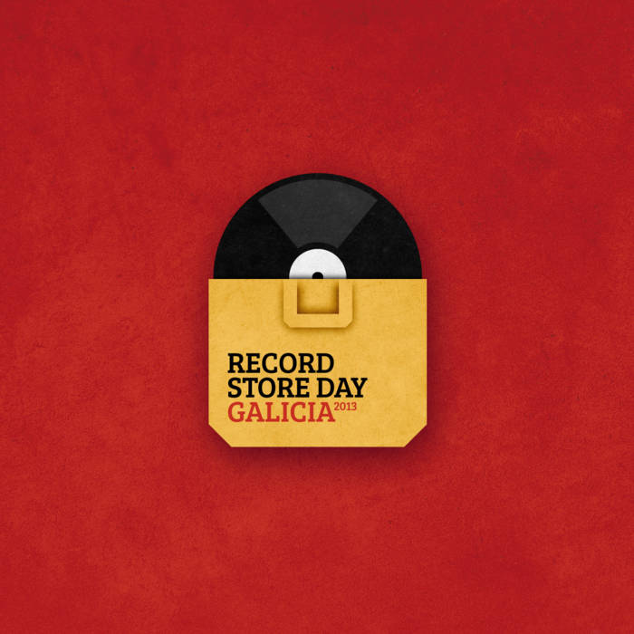 Record Store Day Galicia cover art