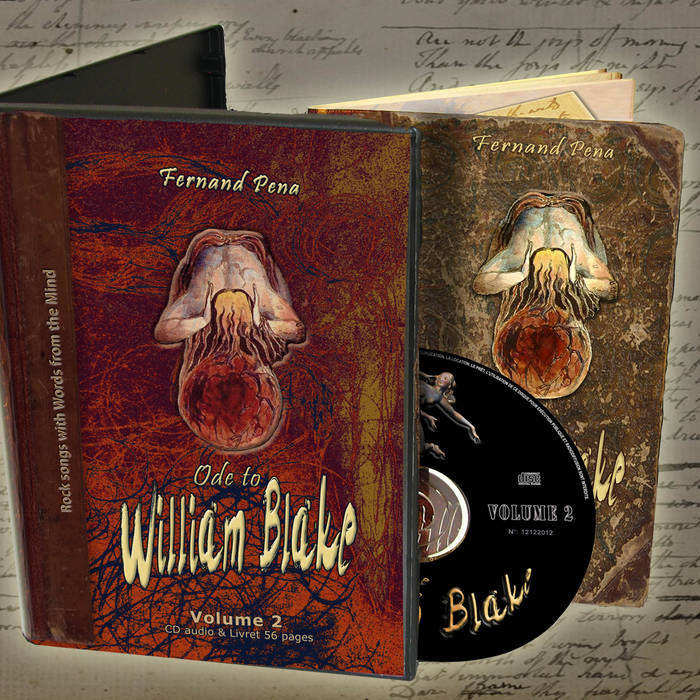 Ode to William Blake - volume 2 cover art