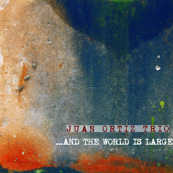 And The World is Large (CD) cover art