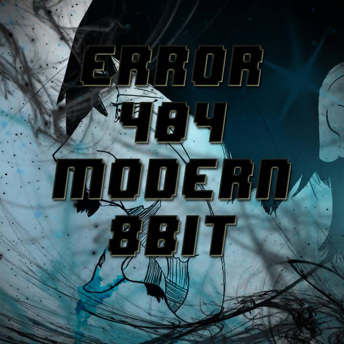 Modern 8 bit cover art