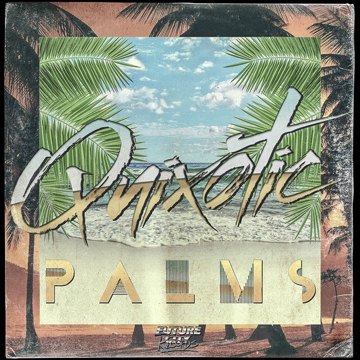 Palms e.p cover art