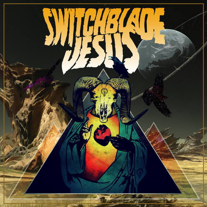 Switchblade Jesus cover art
