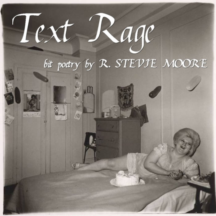 Text Rage /2 cover art
