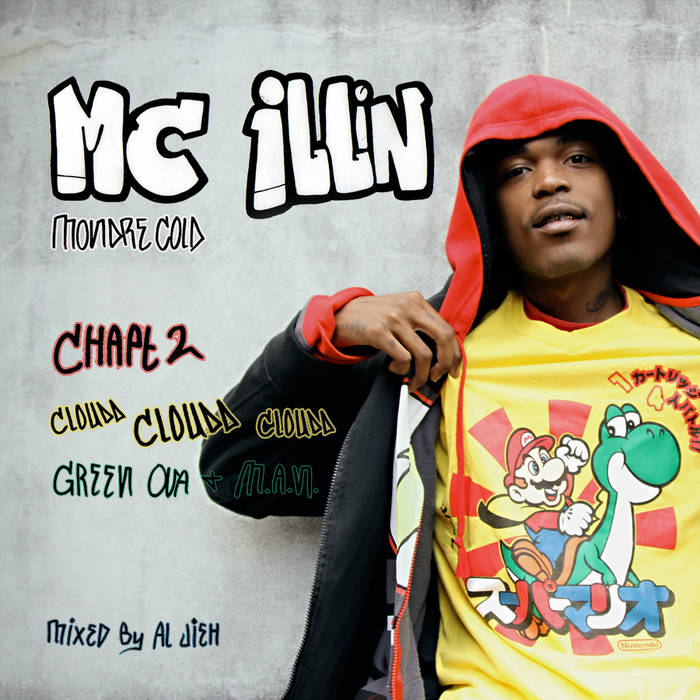MC ILLIN cover art