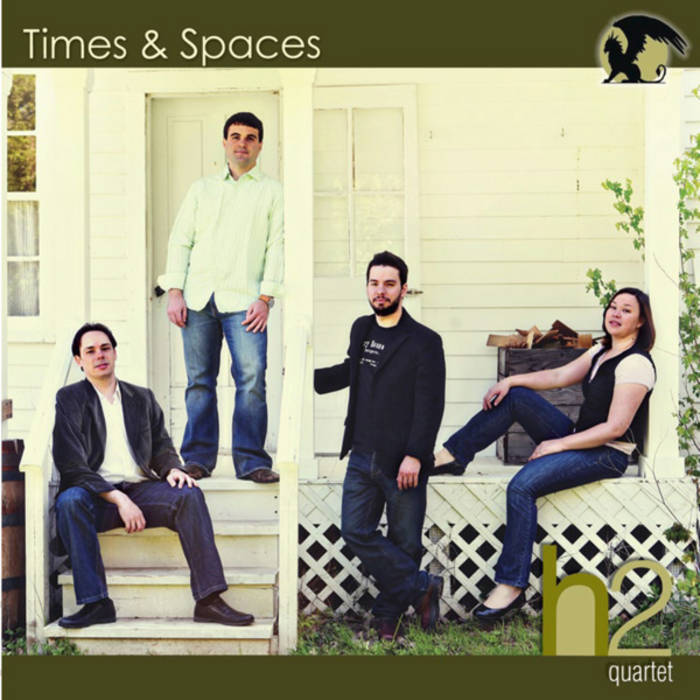 Times & Spaces cover art
