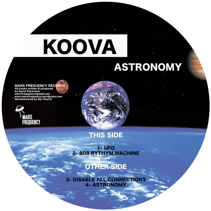 Koova - Astronomy cover art