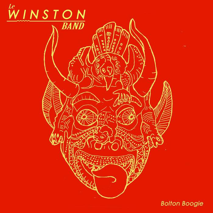 Bolton Boogie cover art
