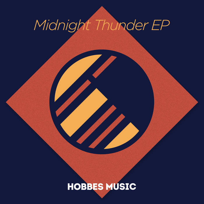 Various Artists, Midnight Thunder - Trouble Remixes Vol. I EP (HM001) cover art