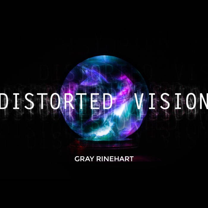 Distorted Vision cover art