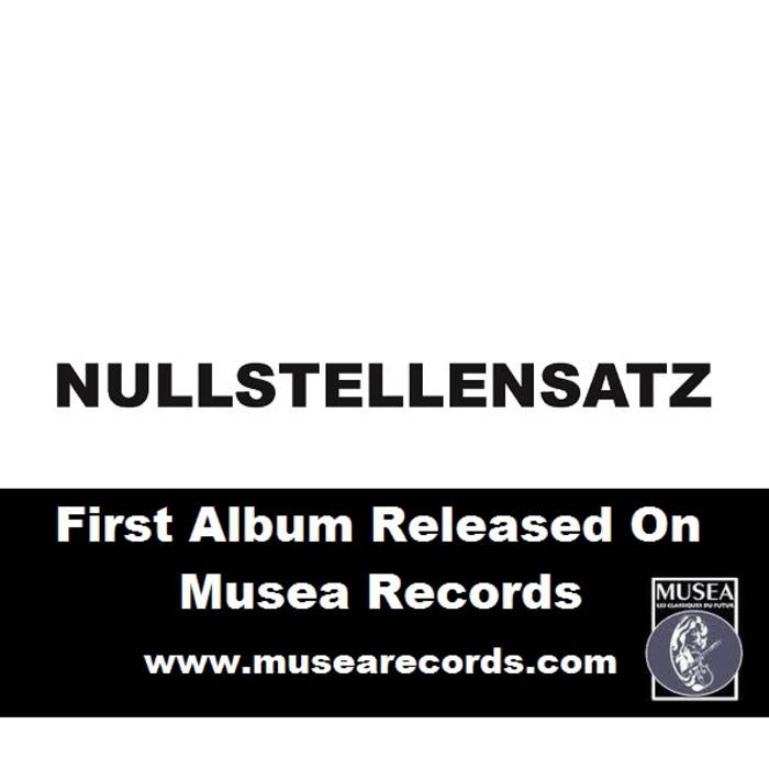 Nullstellensatz cover art