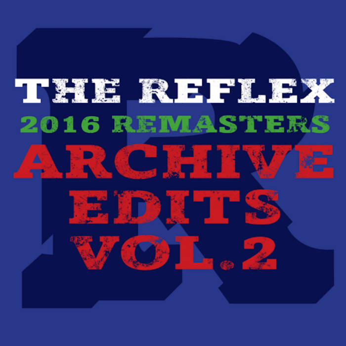 Archive Edits Vol. 2 [2016 REMASTERS] cover art