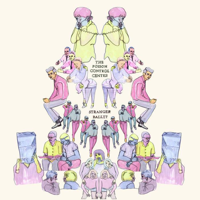 Stranger Ballet cover art