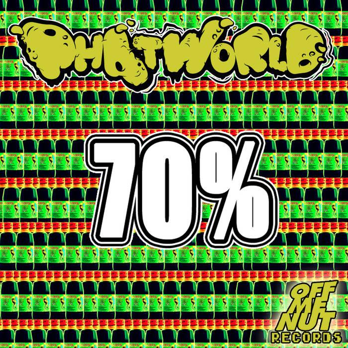70% E.P cover art