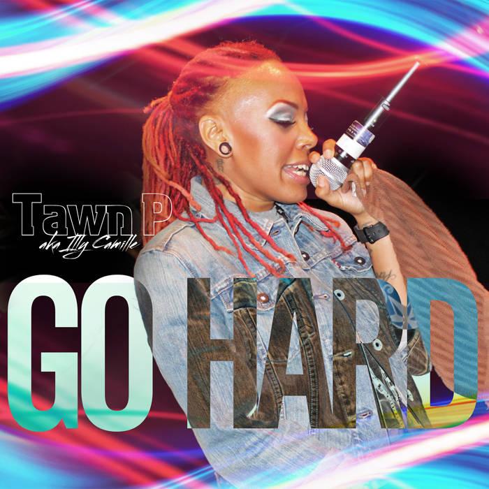 GO HARD cover art