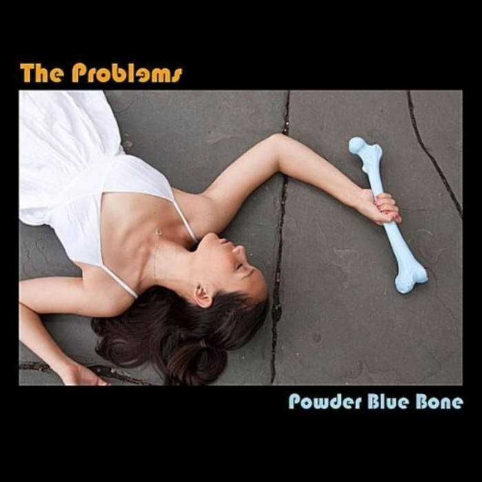 Powder Blue Bone cover art