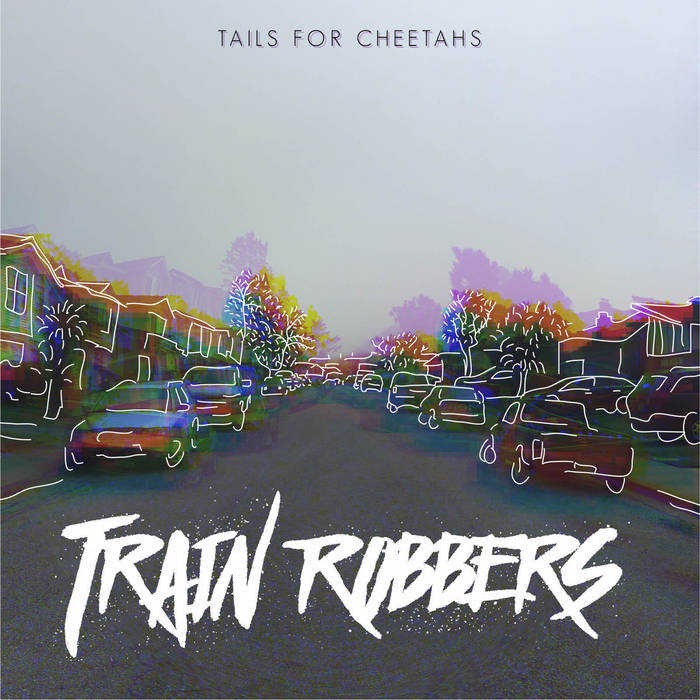 Tails For Cheetahs cover art