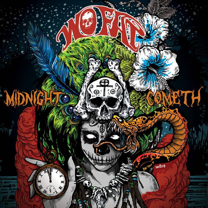 Midnight Cometh cover art