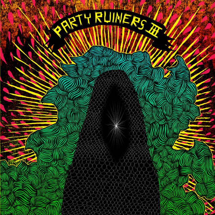 Party Ruiners vol.3 (vinyl LP) cover art