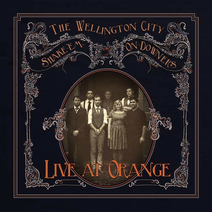 Live At Orange cover art