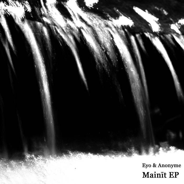 Mainīt EP cover art