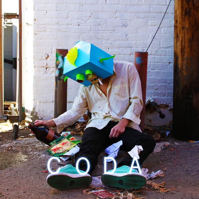 Coda 2012 cover art