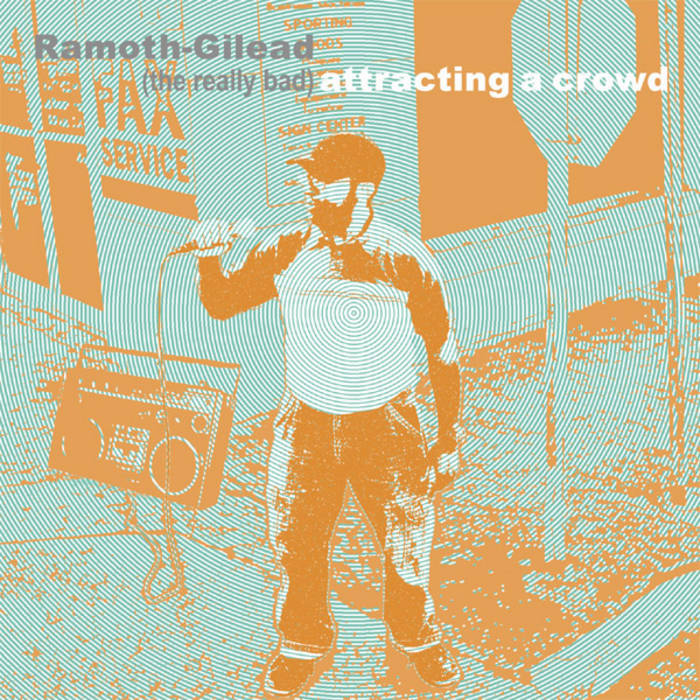 Attracting A Crowd cover art