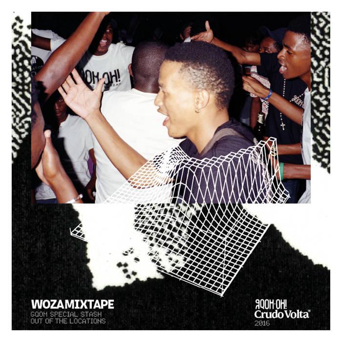 Gqom Oh! x Crudo Volta Mixtape cover art