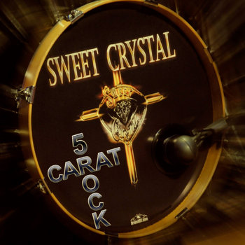 5 Carat Rock by Sweet Crystal