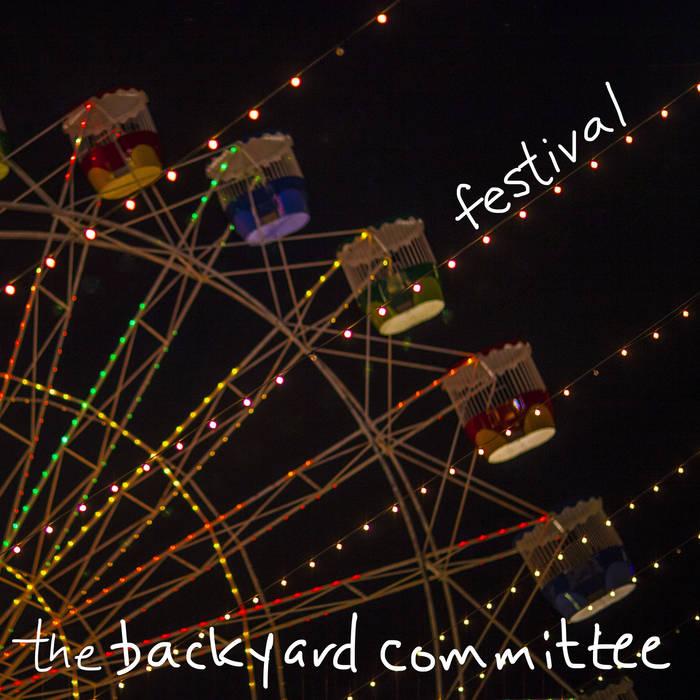Festival cover art