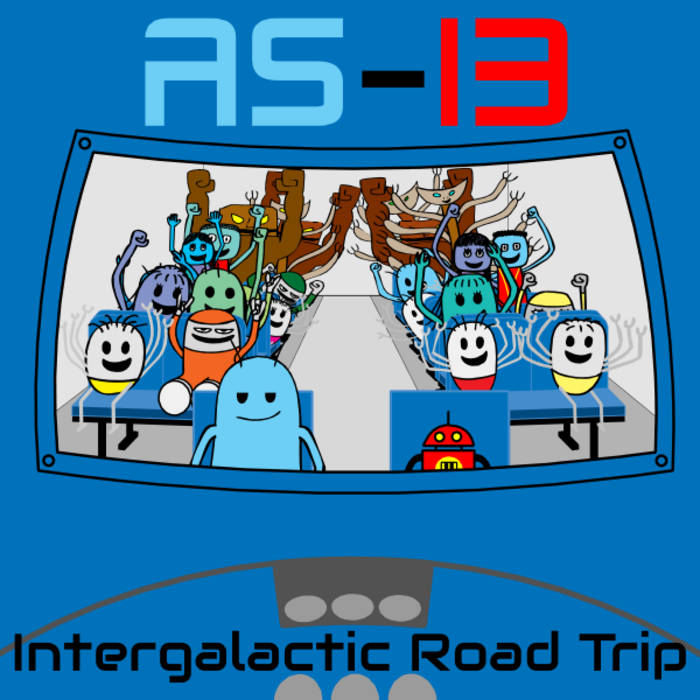 Intergalactic Road Trip cover art