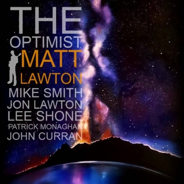 The Optimist cover art