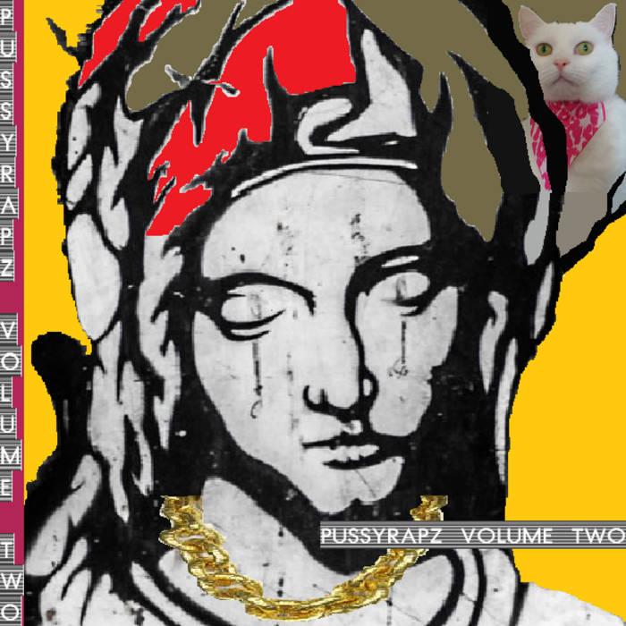 PUSSY RAPZ VOL. II cover art