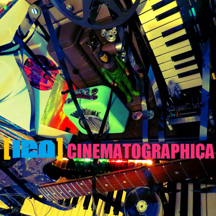 CINEMATOGRAPHICA cover art