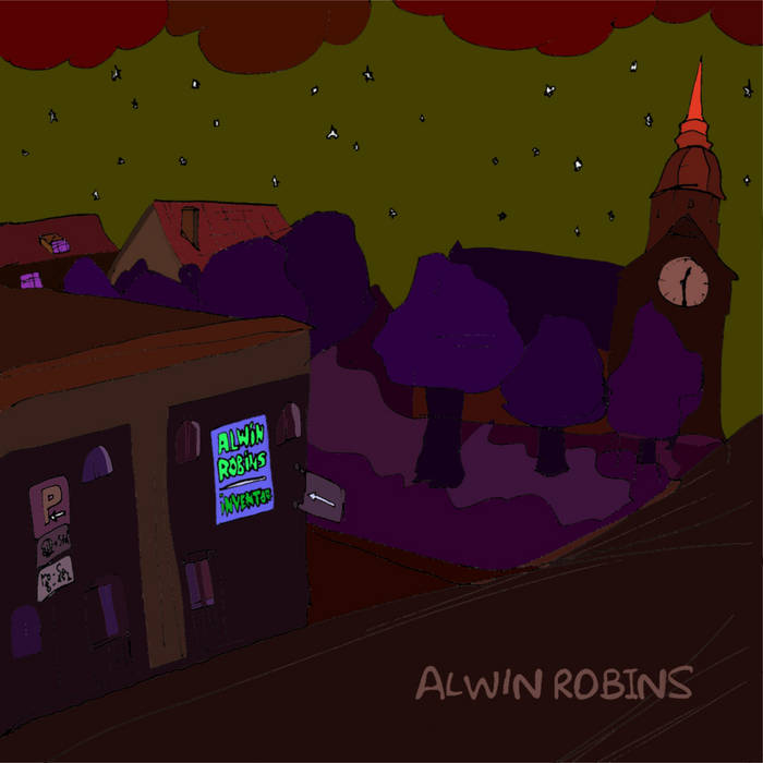 Alwin Robins cover art