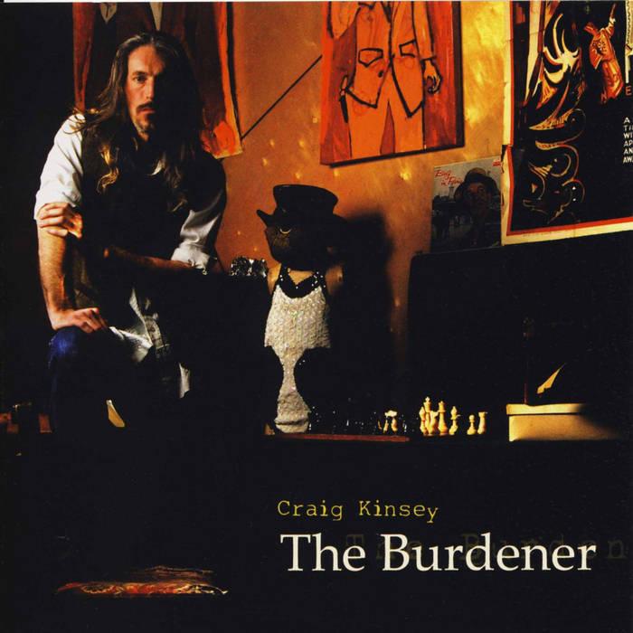 The Burdener cover art