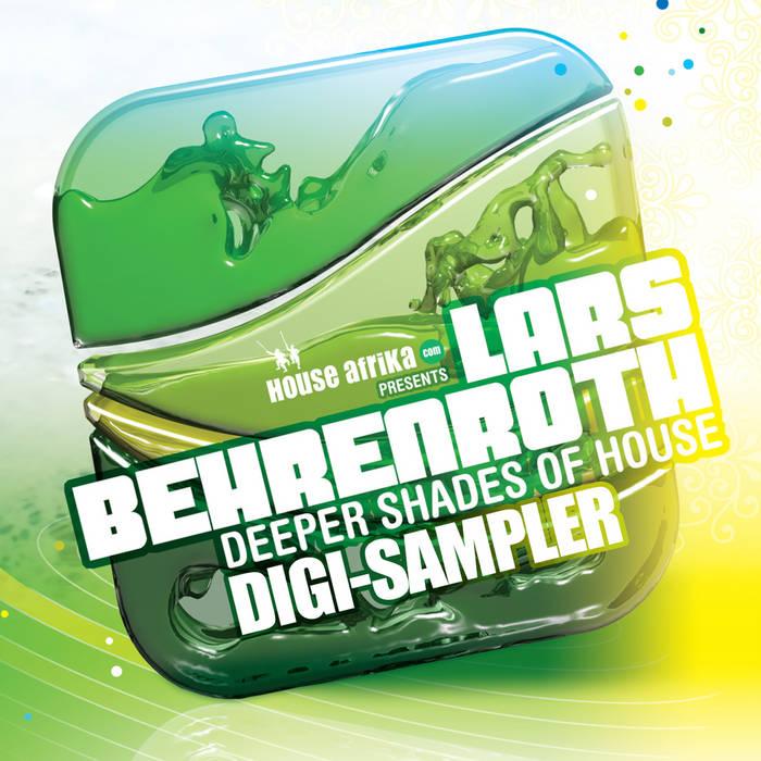House Afrika presents Deeper Shades of House DIGI-SAMPLER cover art