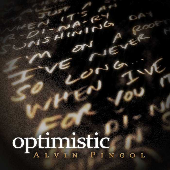 Optimistic [EP] cover art