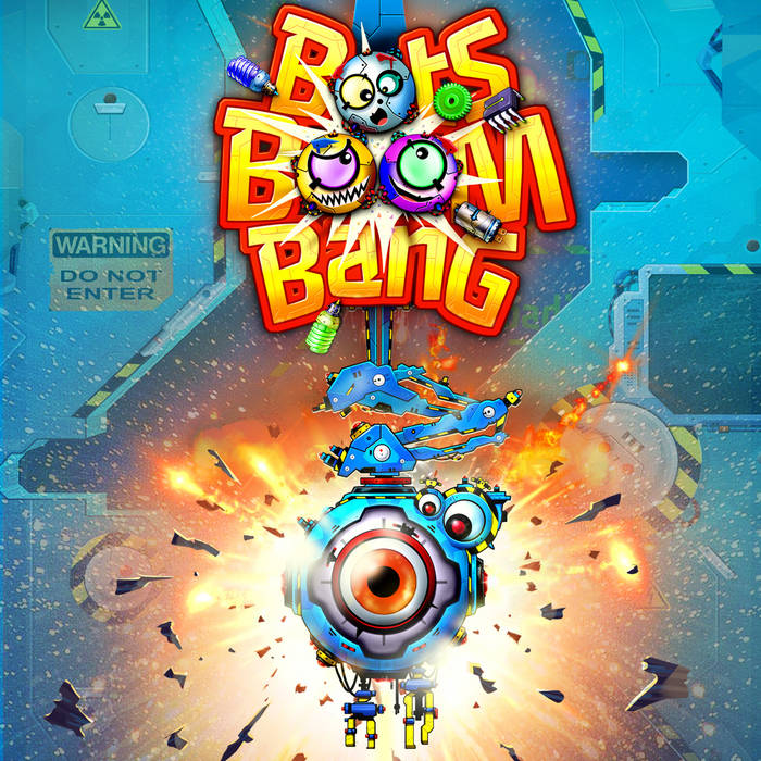 OST: Bots Boom Bang cover art