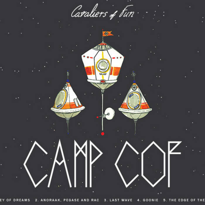 Camp COF cover art