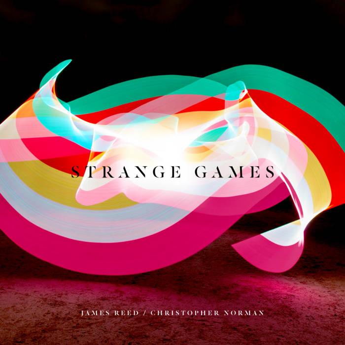 Strange Games cover art