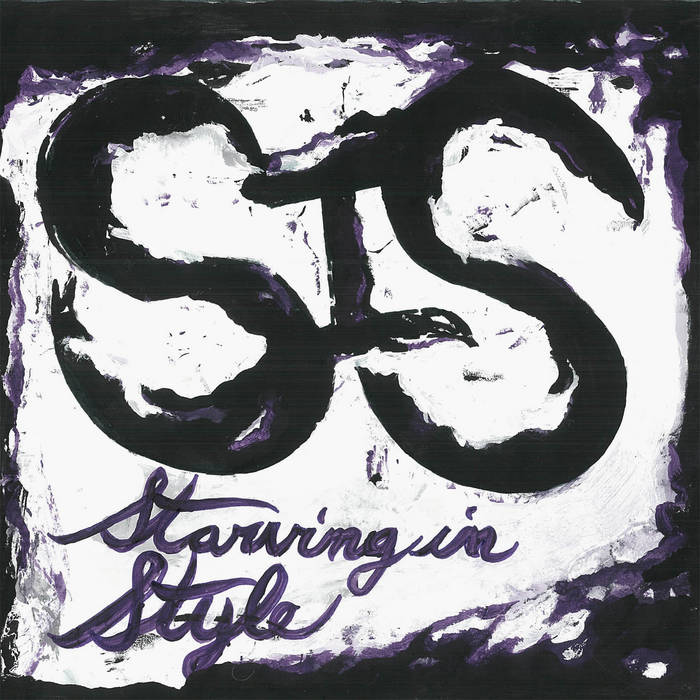Starving In Style cover art