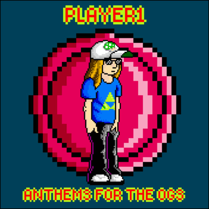 Anthems for the OGs (Original Gamers) cover art