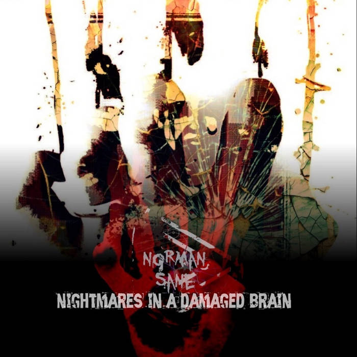 Nightmares In A Damaged Brain cover art