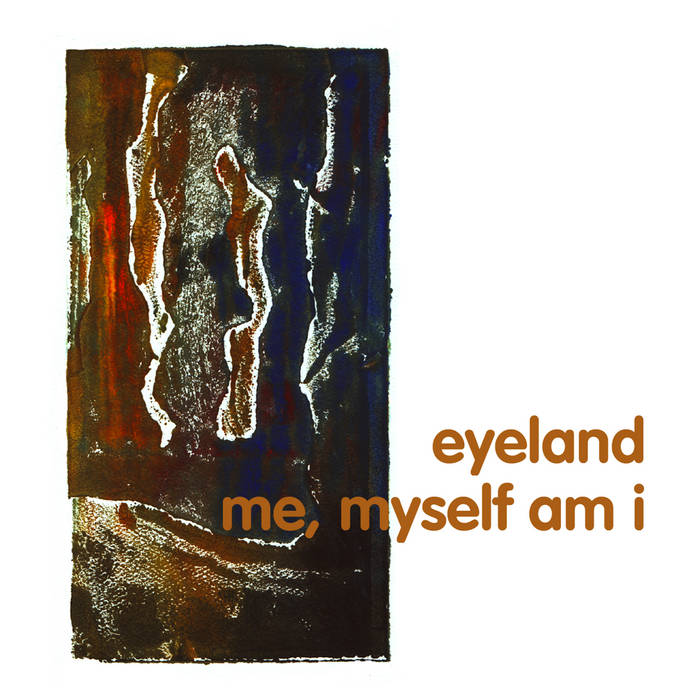 Me, Myself am I cover art