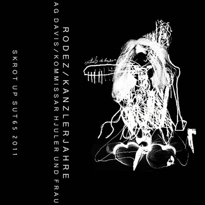 Rodez/Kanzlerjahre cover art