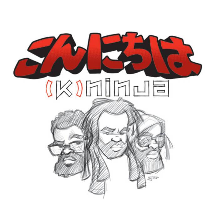 Konnichiwa (K)ninja cover art